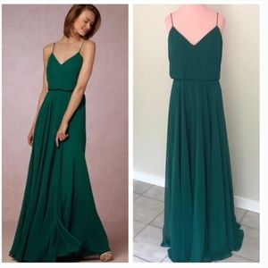 Anthropologie BHLDN Jenny Yoo Inesse Dress